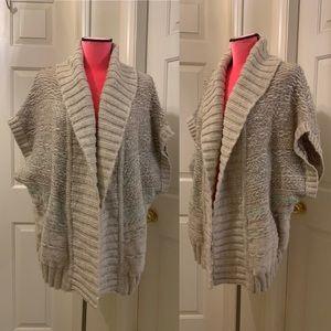 AEO chunky knit cardigan